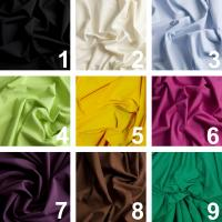 Kopfstützenbezug farbig